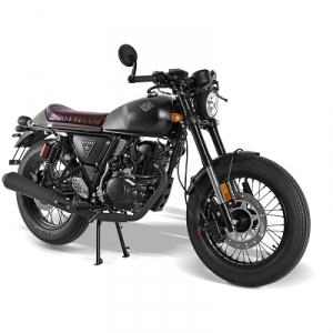 MOTO ARCHIVE CAFE RACER AM-60 125CC E4 NOIR MAT