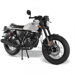 MOTO ARCHIVE CAFE RACER AM-60 125CC E4 METAL GRAY