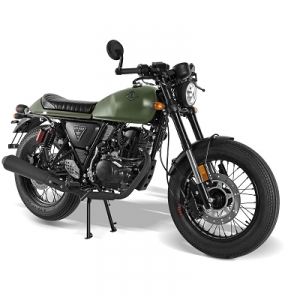 MOTO ARCHIVE CAFE RACER AM-60 125CC E4 OLIVE DRAB