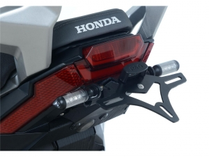 Support de plaque R&G RACING noir Honda X-ADV