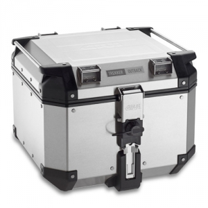 GIVI TOP CASE OUTBACK 42L ALU GRIS