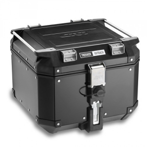GIVI TOP CASE OUTBACK 42L ALU NOIR