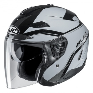 CASQUE HJC IS-33 II KORBA MC5 NOIR