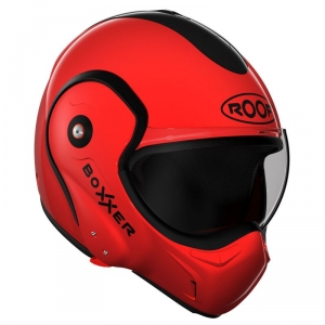 CASQUE MODULABLE ROOF BOXXER ROUGE UNI